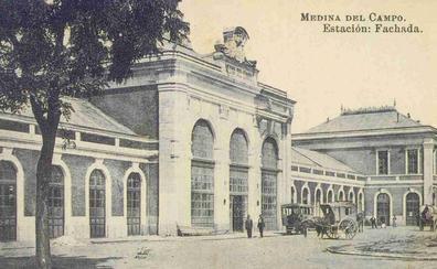 Crimen atroz en la estación de Medina del Campo