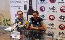 «El objetivo es ganar al Marín ante nuestro público», afirma Hugo López
