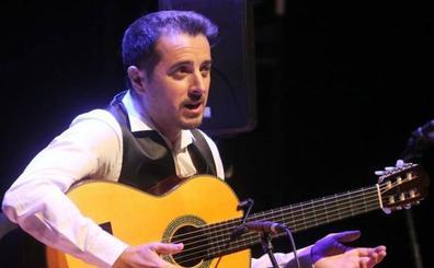 El flamenco mestizo de Raúl Olivar