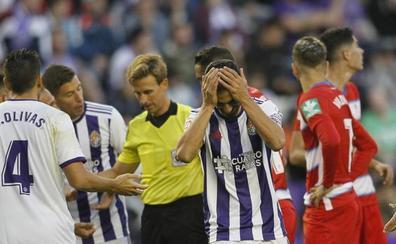 El desafinado coro del Real Valladolid