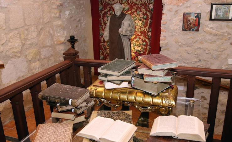 Exposición sobre San Jerónimo en el Monasterio de El Parral