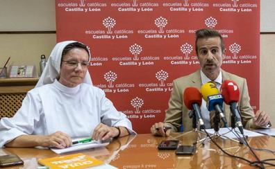 Las Escuelas Católicas en Palencia arrancan el curso con 7.319 alumnos en sus aulas