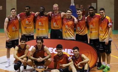 El Aquimisa Carbajosa gana a La Flecha y conquista su segunda Copa EBA regional (77-58)