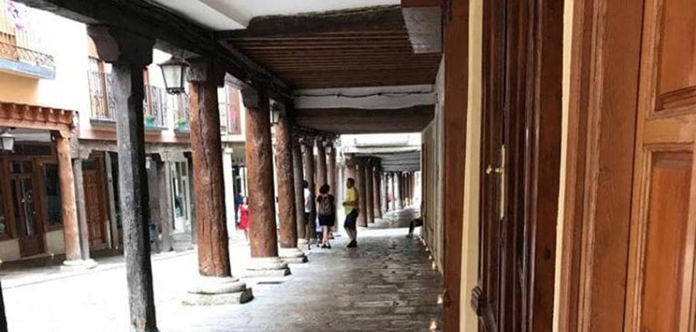 La Junta inyecta 1,8 millones en Medina de Rioseco para rehabilitar 125 viviendas