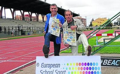 La ciudad impulsa la celebración del Día Europeo del Deporte Escolar