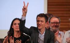Errejón hace oficial su candidatura a las generales al frente de Más País