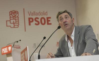 Escarda descarta una candidatura socialista de integración con Ramos para Valladolid
