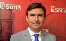 Carlos Castro abandona el ayuntamiento de Soria «por motivos personales»