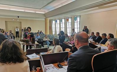 La Diputación exige al Gobierno que cumpla «ya» con la financiación local