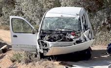 Fallece un varón en un accidente de tráfico ocurrido en La Bañeza