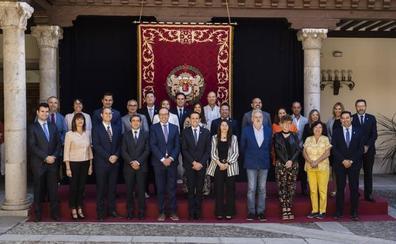 Más personal para PP y PSOE y otra dedicación exclusiva para Cs en la Diputación de Valladolid