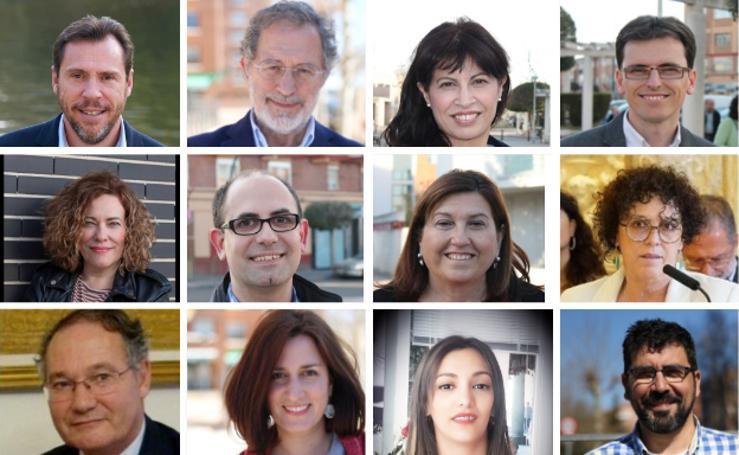 La actualización salarial de todos los concejales del Ayuntamiento de Valladolid