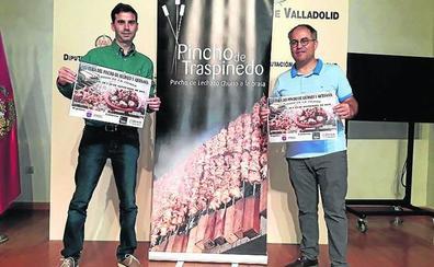 Traspinedo rendirá culto a su plato estrella con la XIII Feria del Pincho del Lechazo