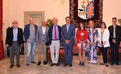 Julián Granado y Tomás Hernández, Premios de Novela y Poesía de la ciudad