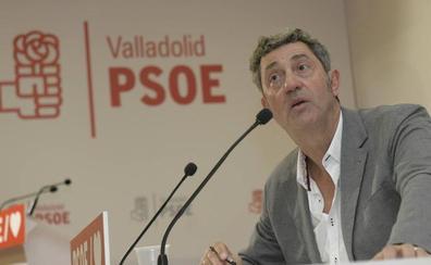 Manuel Escarda liderará al PSOE de Valladolid tras la retirada de la candidatura de Luis Ramos