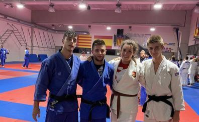 El Judo Club Doryoku arranca la temporada en Valencia disputando la Supercopa de España júnior