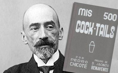 Jacinto Benavente y los cócteles