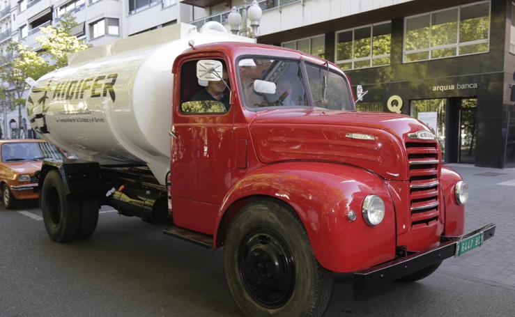 Quinientos vehículos clásicos se dan cita en el Valladolid Motor Vintage (9/10)