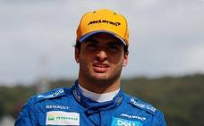 Sainz: «Hoy era un día para asegurar el sexto puesto»
