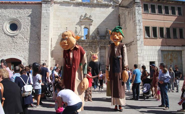 Fiestas patronales de San Miguel Arcángel en Cuéllar
