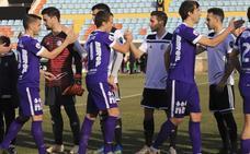 Partido de alta tensión entre el Burgos CF y el Salamanca CF UDS