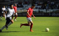 Mejoría insuficiente de un Salamanca CF UDS que encaja en Burgos su tercera derrota seguida (1-0)