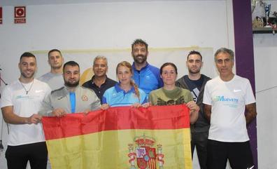 El equipo nacional de Pentatlón aeronáutico, boxeo y esgrima prepara en Valladolid los Juegos Mundiales Militares