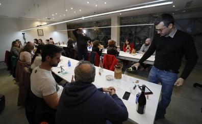 La 'Ribera Blanca' se presenta en San Sebastián Gastronomika