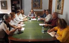 Conrado Íscar mantiene la primera reunión con la Mesa del Diálogo Social de la provincia de Valladolid