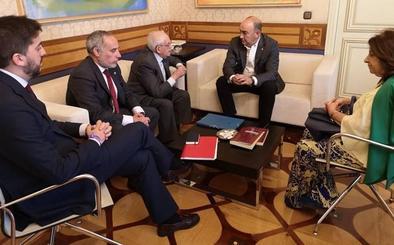 La Diputación apoya las actividades del Centro Segoviano en Madrid