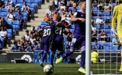 Semana intensa para el Real Valladolid