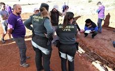 Exhumadas cuatro personas en La Riba de Escalote con presencia de Guardia Civil