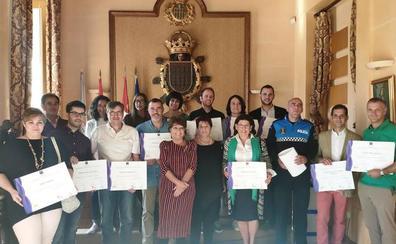 39 establecimientos y guías turísticos de Segovia reciben los distintivos de calidad Sicted