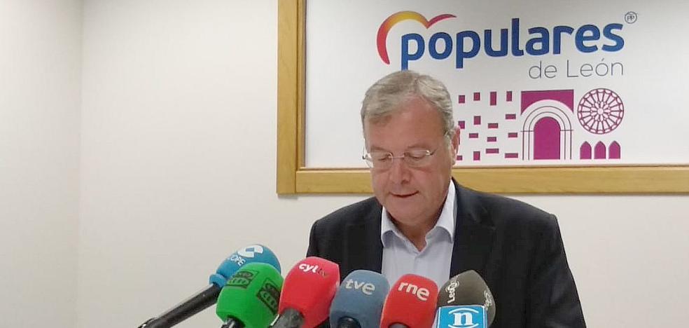 El PP municipal se suma a la moción de la UPL y rechaza que Valladolid sea capital de Castilla y León