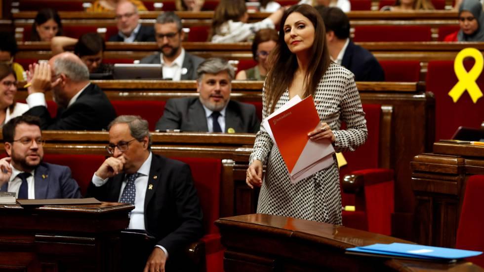 El PSC se abstendrá en la moción contra Torra