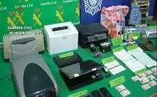 Más de 30 detenidos por el cobro de pagarés y cheques falsos en 33 provincias, entre ellas Palencia