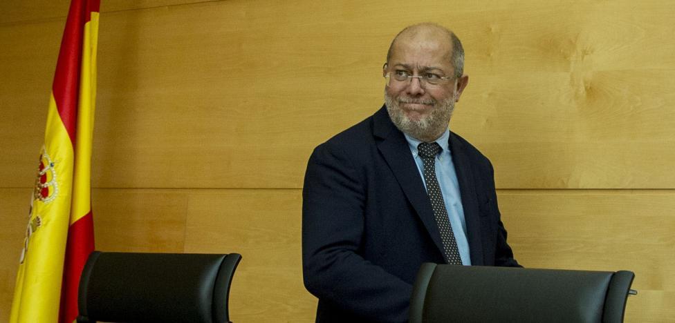 Igea: «Óscar Puente se ha comportado, con todos mis respetos, como un chulo de bar»