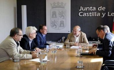 Igea muestra el apoyo de la Junta para que Zamora «progrese social y económicamente»