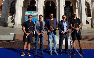 El touchtennis reúne a los mejores del mundo en el Grand Slam de Valladolid
