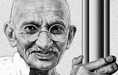 Recordando a Gandhi