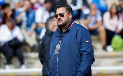 Sandoval: «Si no fuera el presidente no acudiría al derbi en el estadio Helmántico»