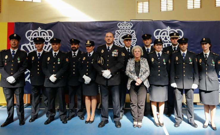 Día de la Policía Nacional en Salamanca