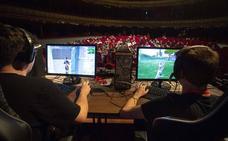 Los 'gamers' toman el escenario del Teatro Calderón de Valladolid
