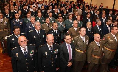 La Policía Nacional combate unos 1.500 actos delictivos al año en la ciudad de Segovia