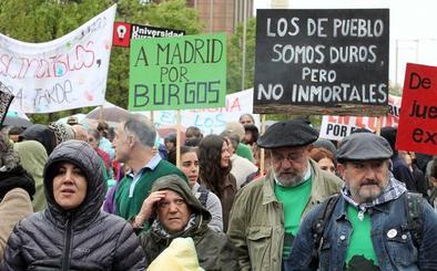 La coordinadora en Segovia de España Vaciada reivindica un pacto de Estado