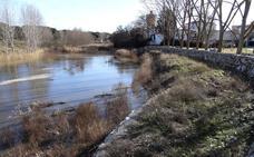 La CHD vigila 58 kilómetros de ríos vallisoletanos por ser tramos con riesgo de provocar inundaciones