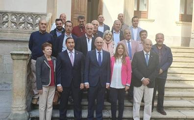 Junta y Diputación destinan 440.000 euros a 'Crecemos' en 38 municipios