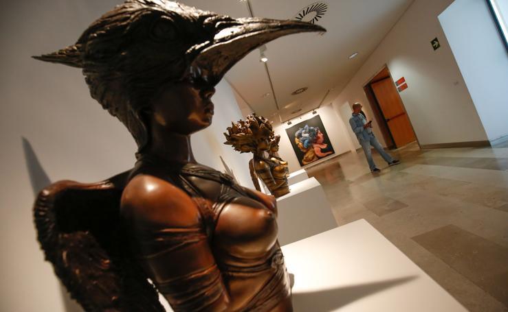 El Centro de Arte Contemporáneo de Salamanca inaugura la exposición 'Un viaje de ida y vuelta