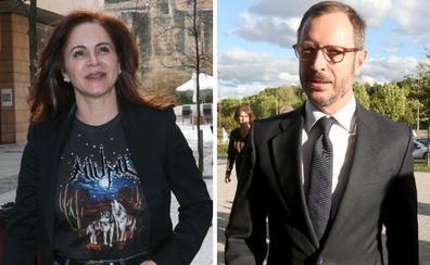 Silvia Clemente y Javier Maroto, esta mañana en 'Los desayunos de TVE'
