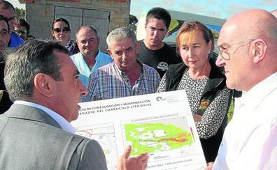 Agricultura invertirá 21 millones de euros en la recarga del acuífero del Carracillo